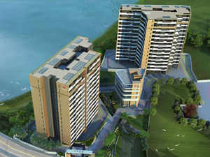 The project consists of 2 phases, as of now phase I is launched, which has a total of 143 apartments including 11 penthouse.