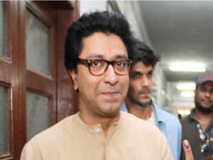 The MNS chief Raj Thackeray  told his audience that he started out in politics 25 years ago, when there was no social media.
