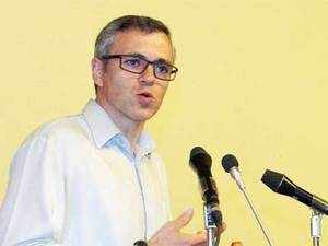"""""""It is a sign of changing times, if Omar expects us to bring anIITto Kashmir, we assure that we won't disappoint our people,""""Karraadded."""