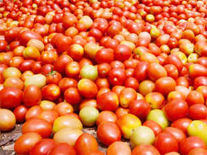 Tomatoes have seen the sharpest hike in prices, touching Rs 60/kg in some parts of the city, followed by onions, capsicum and cauliflowers.