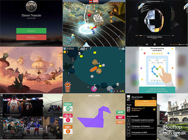 With thousands of apps being released every month, it can be tough to keep up. Luckily, we've collected all the best apps from last month, with a nice mix of games, puzzles, and productivity.(Image Courtesy:businessinsider.in)
