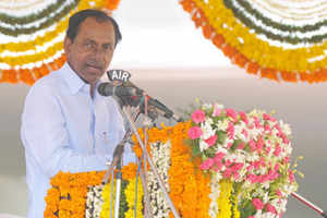 Telangana CM K Chandrasekhar Rao had announced in the assembly last month that L&T will not be allowed to proceed in the elevated format at key heritage structures.