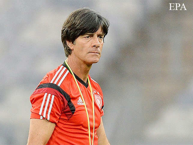 Joachim Low declared Germany did not fear Lionel Messi or Argentina before the World champs took to the ground in Brazil one last time to create history.