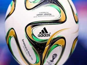Both the teams that broke into the final were sponsored by Adidas, the world's second largest sportswear firm after Nike.