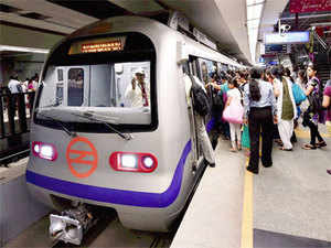 After operating Airport Express Metro Line for the past one year, the DMRC today decided to reduce passenger fares by up to 40 per cent from July 24