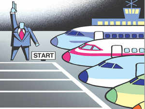 Entry of new airlines, addition of routes, new airports, etc., have opened up employment opportunities in industry despite weak air travel demand.