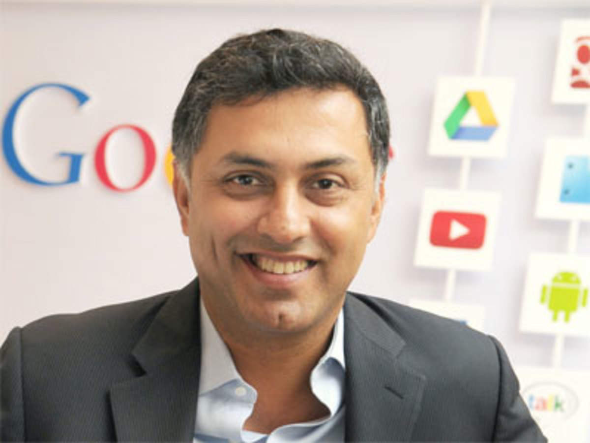 Nikesh Arora, Google's Chief Business Officer, quits