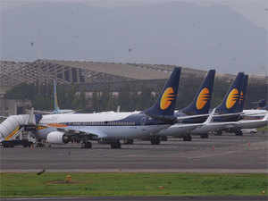 Jet Airways too said it was not operating its flights through the Ukrainian airspace ever since the conflict began in the region.