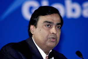 <p align=&quot;center&quot;><b>Mukesh Ambani</b></p><hr><a href=&quot;http://economictimes.indiatimes.com/articleshowpics/3509972.cms&quot; target=&quot;_blank&quot;><b>RIL's first crude from KG basin</b></a> |