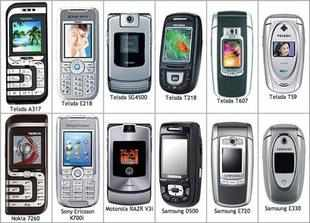 Chinese handsets