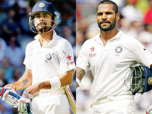 Dhawan might get a chance in the Rose Bowl Test. I have a feeling it could well be his final chance—for the time being—to stay in the mix in Test matches.