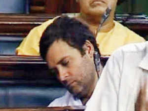 Party president Sonia Gandhi, the glue that holds India's Grand Old Party together, is silent, perhaps unable to come to grips with the magnitude of defeat.
