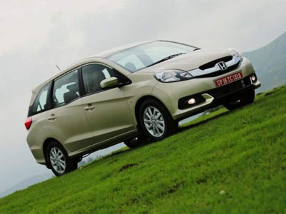 Honda Mobilio Mpv Launched At A Starting Price Of Rs 6 49 Lakh The
