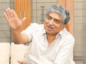 There is enough evidence to suggest that the meeting between Nilekani, the PM and the FM, brought forth a volte face in the government stand on UIDAI.