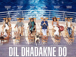 Farhan Akhtar, Priyanka Chopra, Anushka Sharma, Ranveer Singh and Anil Kapoor shared the poster of the film on Twitter.