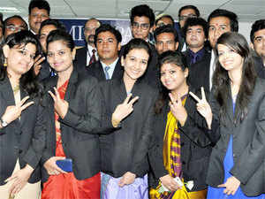 Ten of India's biggest recruiters hired a total of 774 MBAs from 21 top B-schools ET surveyed for the purpose of this study.