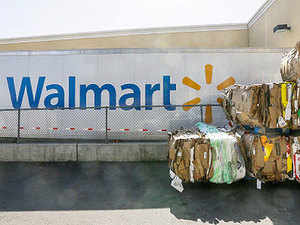 The registered grocery stores, who buy from Walmart, can order the  products online and pick them up at the store or get them delivered at  their doorstep.