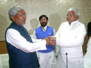 Courtesy a resurgent BJP that won 31 out of Bihar's 40 Lok Sabha seats in May this year, the two Bihar icons have not only joined hands but would be campaigning together.