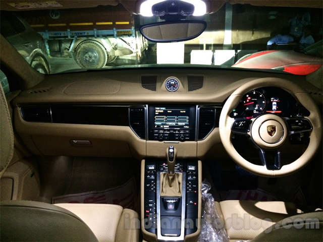 Porsche Macan Launched In India At Rs 1 Crore Porsche Macan