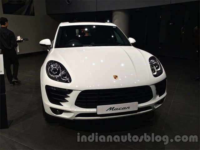 Porsche Macan Launched In India At Rs 1 Crore Porsche