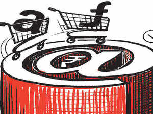 Flipkart is becoming India's Amazon. And Amazon is pushing back with money and technology. But in all this, the biggest gainer is the local consumer.
