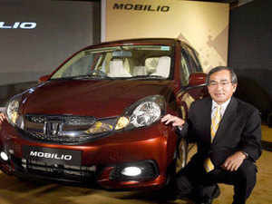 We have a very strong brand in India. The success has been due to the strong legacy of the Honda brand. We are happy and the sales have been more than our expectations