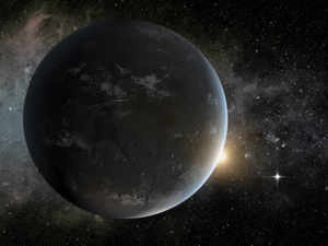 The surface of Earth was heavily reprocessed as a result of giant asteroid impacts more than four bln years ago, according to new research.