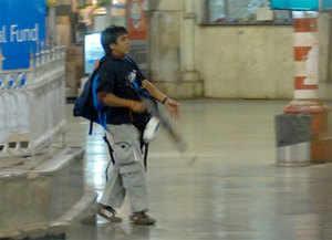 Latest on Mumbai attacks In Pics: How Kasab was caught
