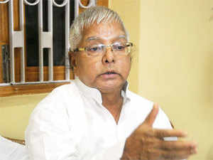 Former union minister Prem Chand Gupta is a close aide of RJD Supremo Lalu Prasad (in pic).