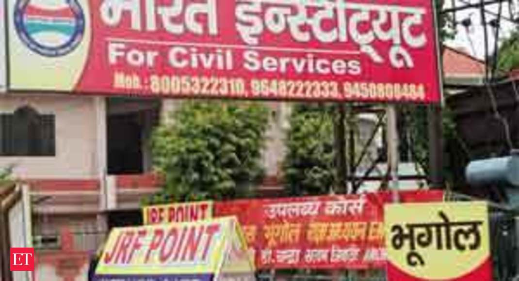 Upsc Row What S Causing Anger Against English Language Among Hindi Speaking Civil Services Aspirants The Economic Times