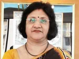 Arundhati Bhattacharya said in terms of quantity, this was the largest single deposit of gold made with the bank in the entire country.