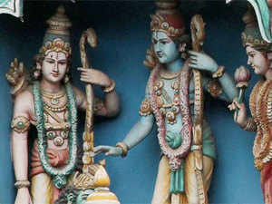 One of the world's largest Hindu temples, built completely of Italian marble at an estimated cost of USD 18 million will be inaugurated next week in New Jersey