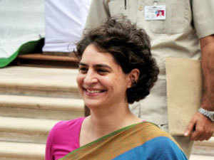 Long-speculated formal induction ofPriyankain Congress may finally happen, most likely after the next round of assembly elections later this year.