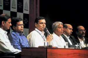 Ram Mynampati drew more salary than Raju & entire Satyam board together