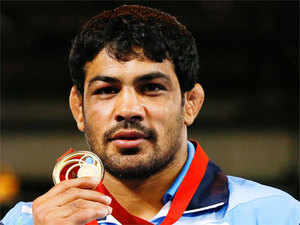 Sushil remained the most searched athlete as the Indian wrestling squad put forward some spectacular performances scooping 13 medals, including five gold medals.