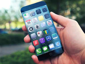 An iPhone 6 concept.
