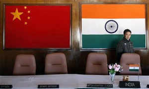 India and China will be busy wooing their neighbours as part of their effort to expand their footprints in each other's neighbourhood.