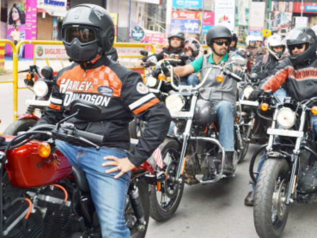 This year, the74thedition of the week-long event between4th-10thAugust, is play host to 13 Harley owners from India, marking their maiden participation.