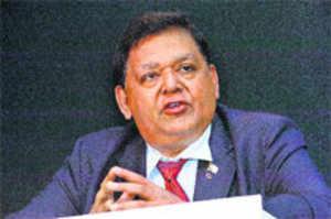 AM Naik, L&T's Chairman & Managing director