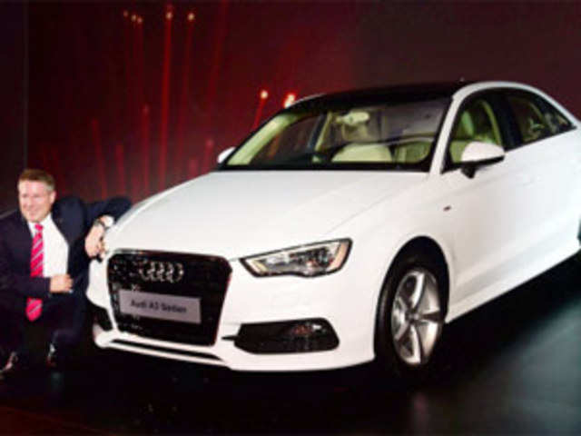 Audi Launches A Sedan Price Starting At Rs Lakh The - Audi car cost range