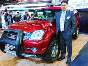 """""""We are looking to invest around Rs 1,000 crore in the next four years on technology advancement, new vehicle development and also on a dedicated engine assembly facility for BMW in Chennai,"""" Force Motors Managing Director Prasan Firodia told here."""