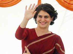 Shobha Oza had yesterday said that the party wants all three members of Gandhi family to take leadership role, lending credence to the speculation.