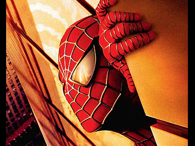 Spider-Man (2002) - 13 Bollywood & international posters