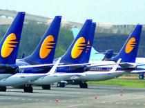 Jet posted a net loss of Rs 217.65 crore for the first quarter of the current financial year, down from Rs 355.38 crore a year earlier.