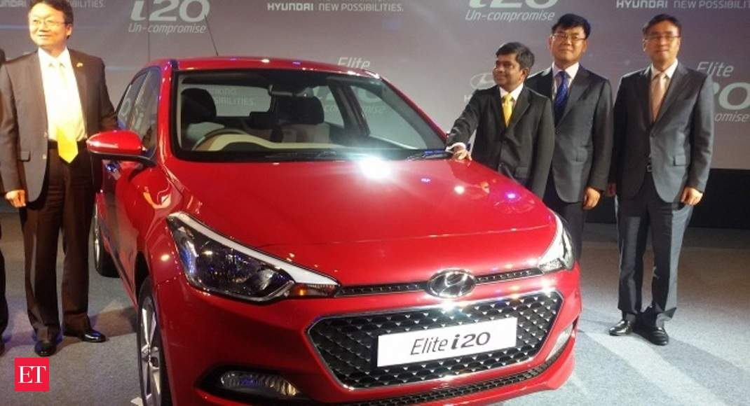 Hyundai launches Elite i20 at a starting price of Rs 4 89 lakh