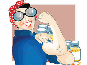 Marketers of food and food supplements have come a full circle — from targeting families to kids, they have suddenly discovered woman as a key consumer, say experts.