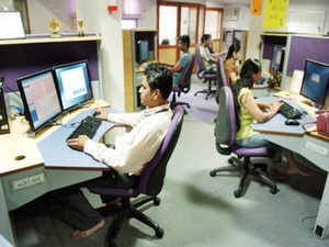 Voice call centres, which handle customer service, telephonic sales and collections, were the start of the BPO boom in India in the nineties.