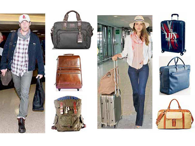 If you're gearing up to go out of town this long weekend, do it in style with our pick of bags