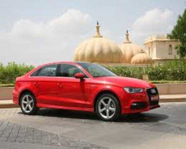 Audi Launches A Sedan Price Starting At Rs Lakh The - Audi sedan price