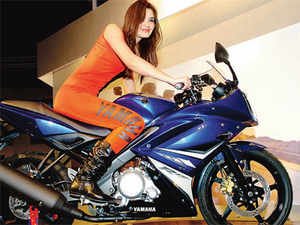 Yamaha Motor India enjoys 35% share of the deluxe (150cc) motorbike market in Delhi and 32% in Chennai.